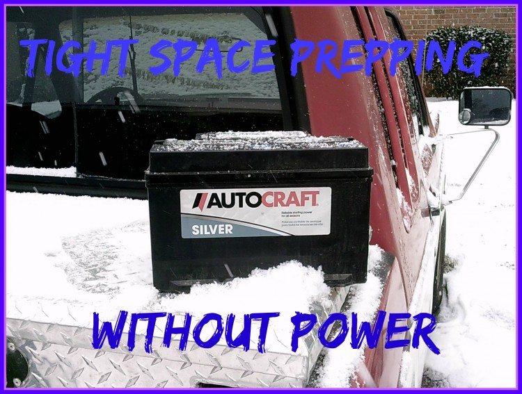 Preparedness for power outages. www.TheSurvivalMom.com