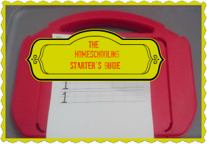 The Homeschooling Starter's Guide