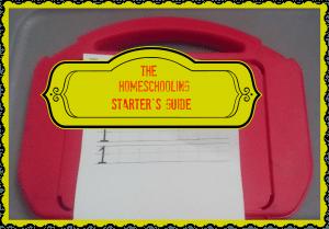 The Homeschooling Starter's Guide