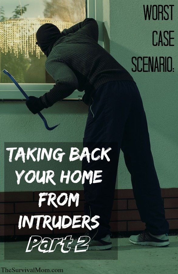 Home intruders and keeping your home base safe.