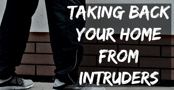 Dealing with home intruders in a worst case scenario. www.TheSurvivalMom.com