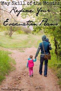 Make evacuation plans