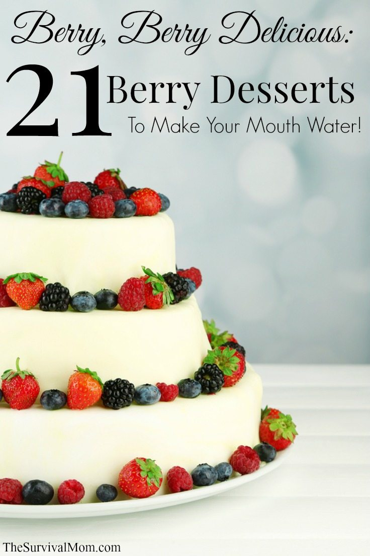 berry dessert recipes