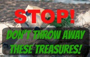 trash into treasure