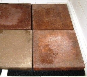 "12""x12"" concrete tile"