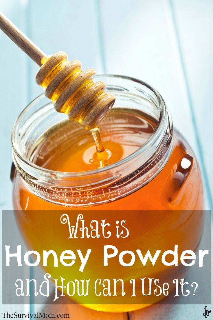 what is honey powder