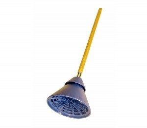 off grid laundry plunger