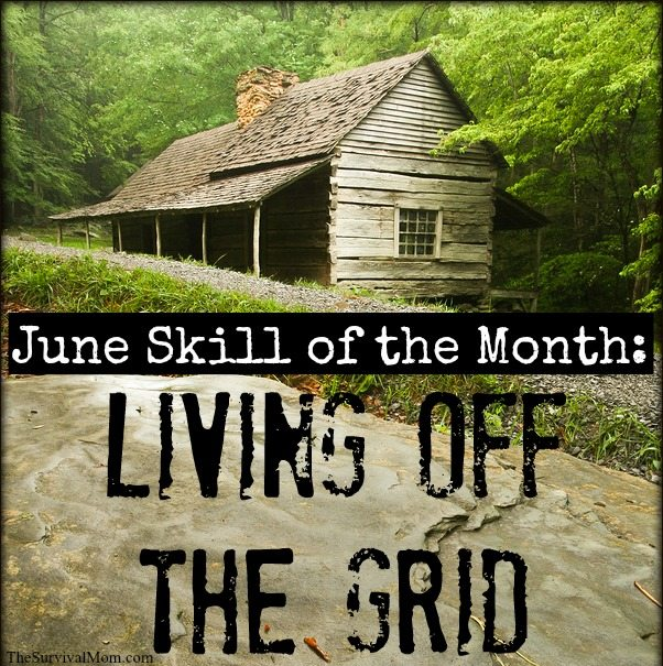 off grid living skills