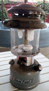 Gasoline lantern