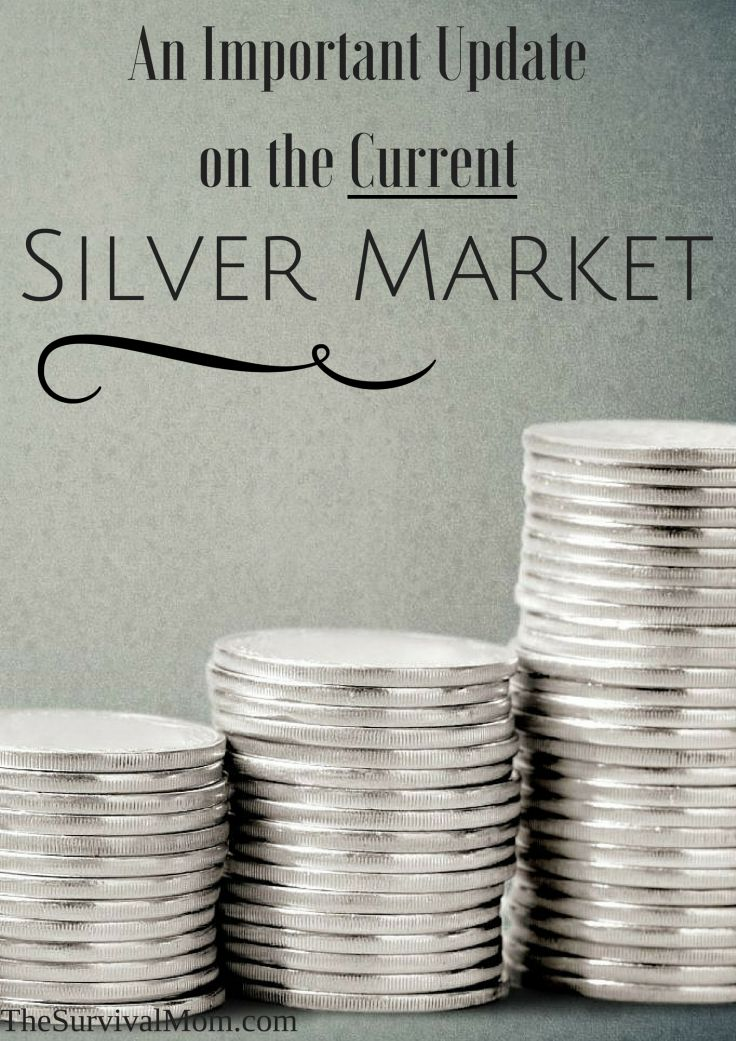 buying silver in the current market