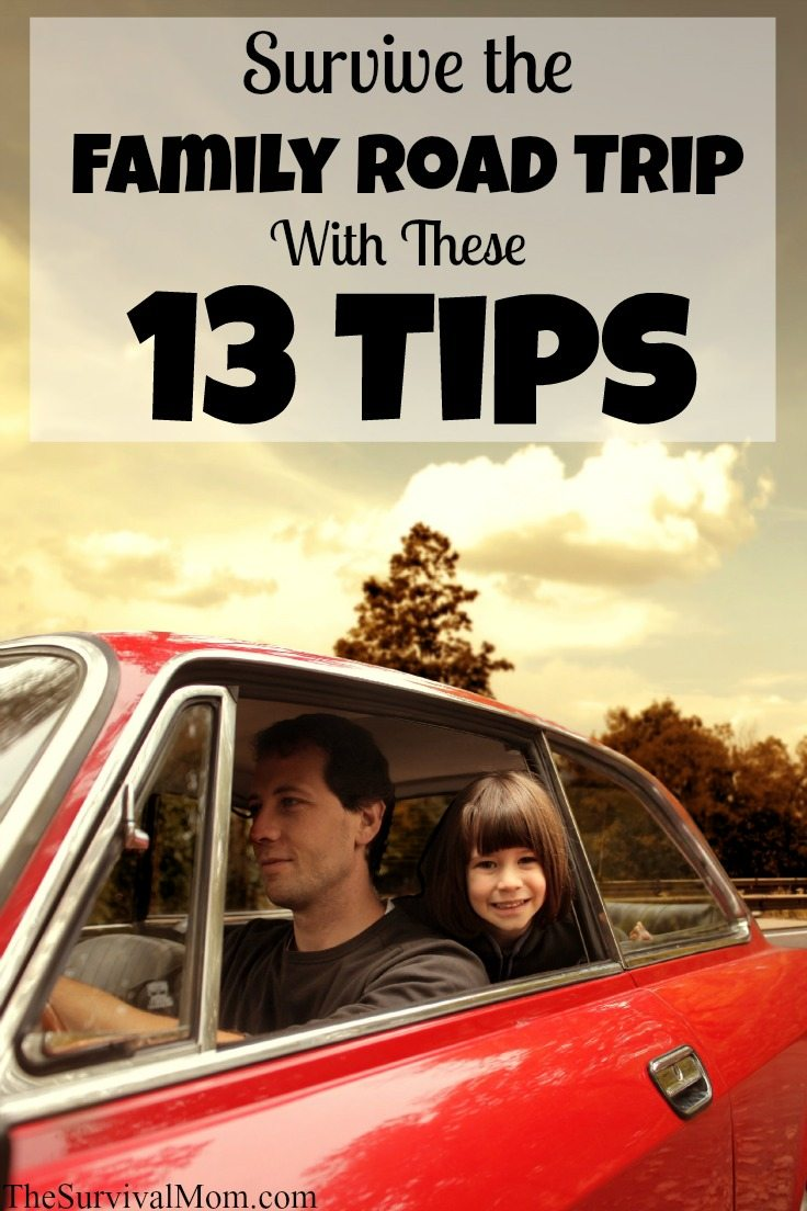 survive family road trip with these tips