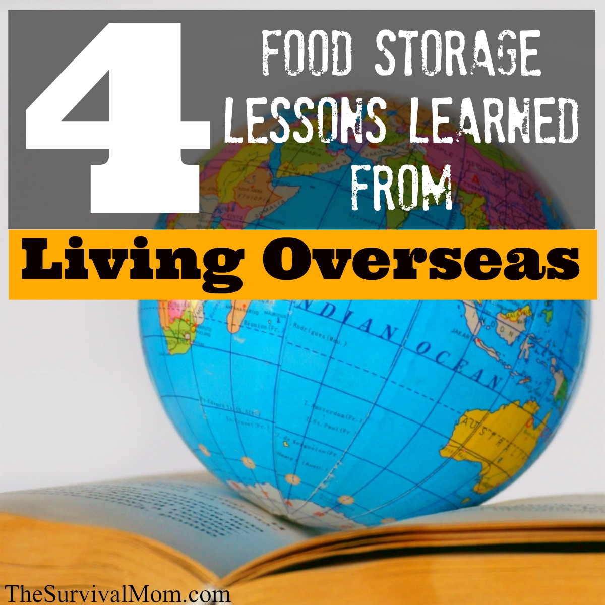 food storage lessons