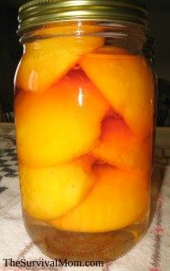 how to can peaches and nectarines