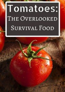 Tomatoes: The Overlooked Survival Food