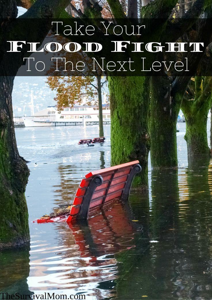 Take Your Flood Fight To The Next Level The Survival Mom