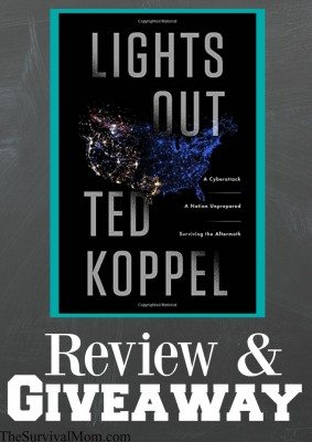 LIGHTS OUT by Ted Koppel — Giveaway!