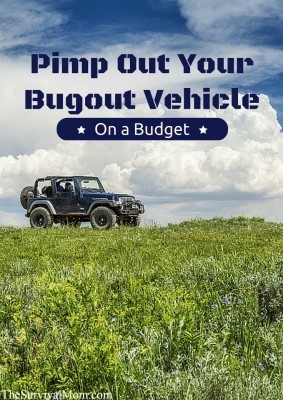 Pimp Your Bugout Vehicle on a Budget