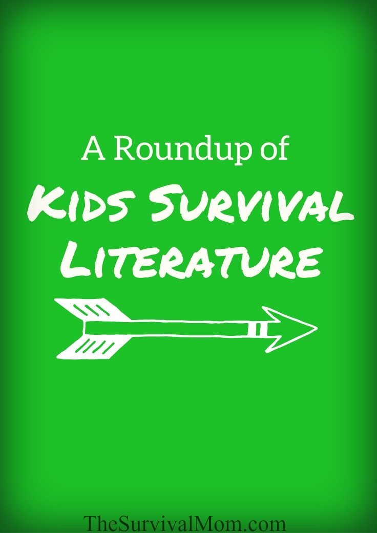A Round Up of Kids Survival Literature