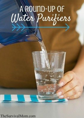 A Round-Up of Water Purifiers