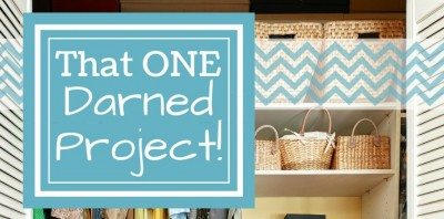 That One Darned Project!