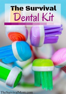 The Dental Survival Kit