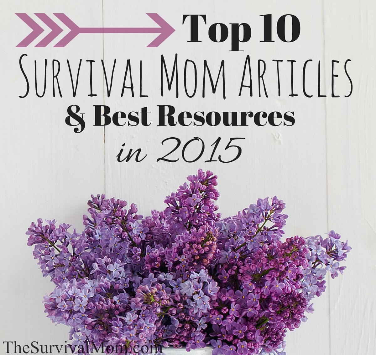 best survival mom articles