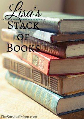 Lisa's Stack of Books, 1st Quarter