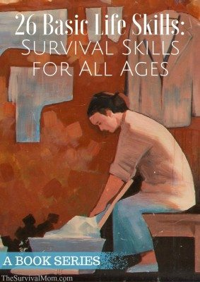 26 Basic Life Skills: Survival Skills for All Ages, a book series