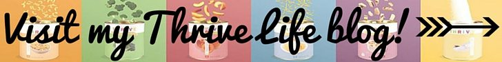 Thrive Life blog ad