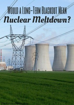 Would a Long-Term Blackout Mean Nuclear Meltdown?