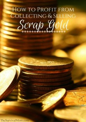 How to Profit from Collecting & Selling Scrap Gold