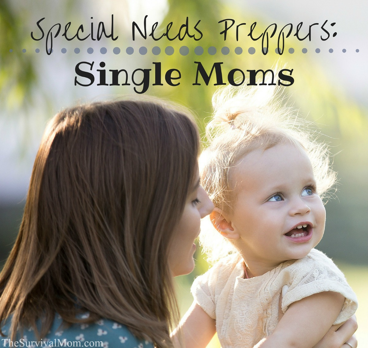 single moms FB size