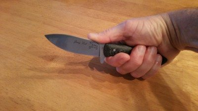 The Form-Factor, Sizing and Fit, is Well Thought Out For The Sendero Pack Knife