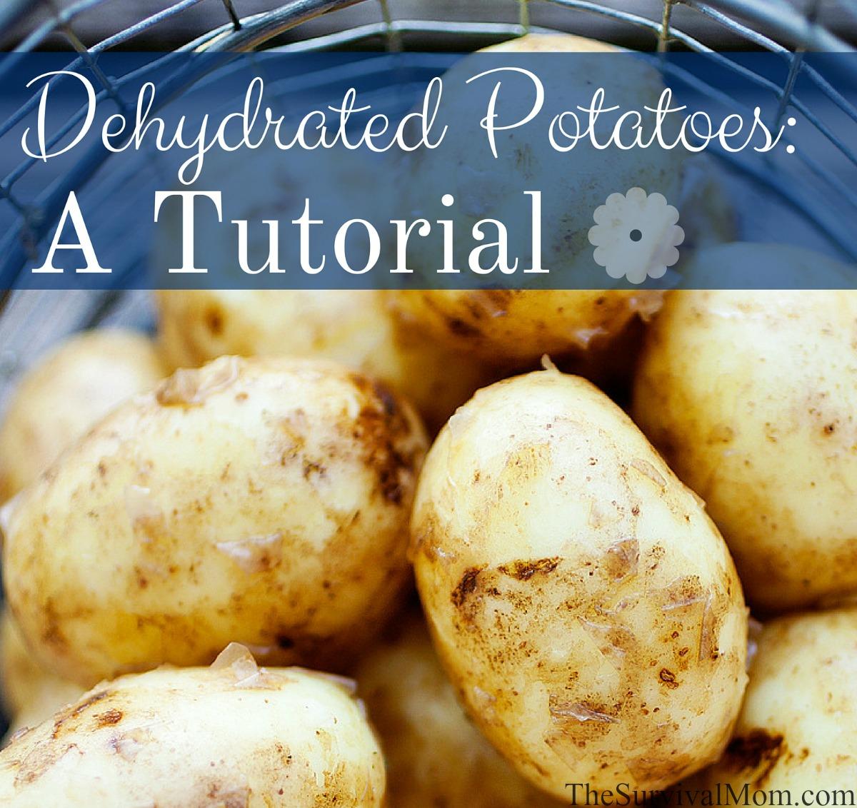 dehydrated potatoes 2