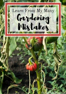 SPRING GARDEN FESTIVAL: Learn from My Many Gardening Mistakes