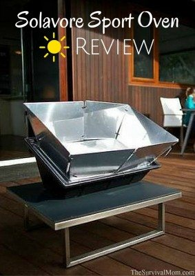 Solavore Sport Oven Review & Giveaway!