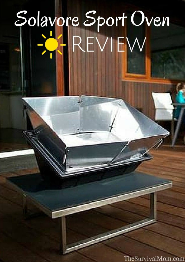 solavore oven review