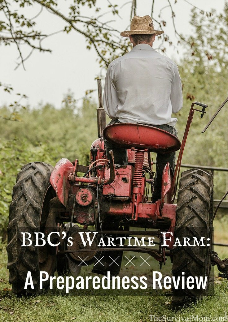 BBC's Wartime Farm: A Preparedness Review