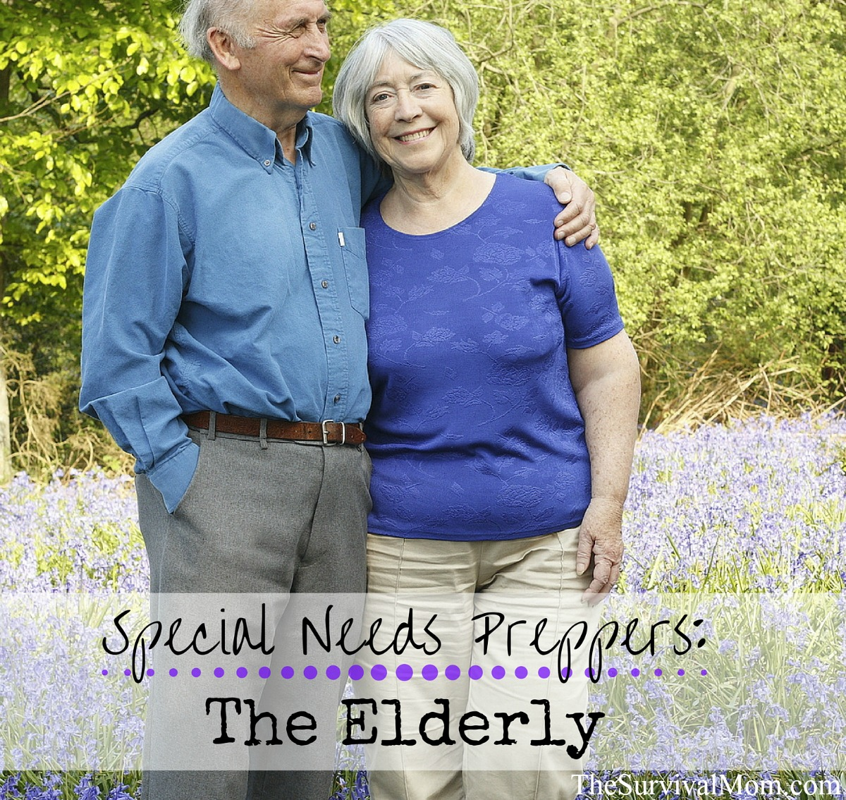 elderly preppers