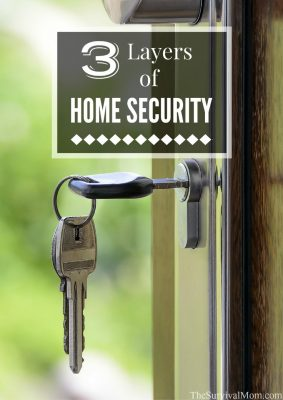 Three Layers of Home Security
