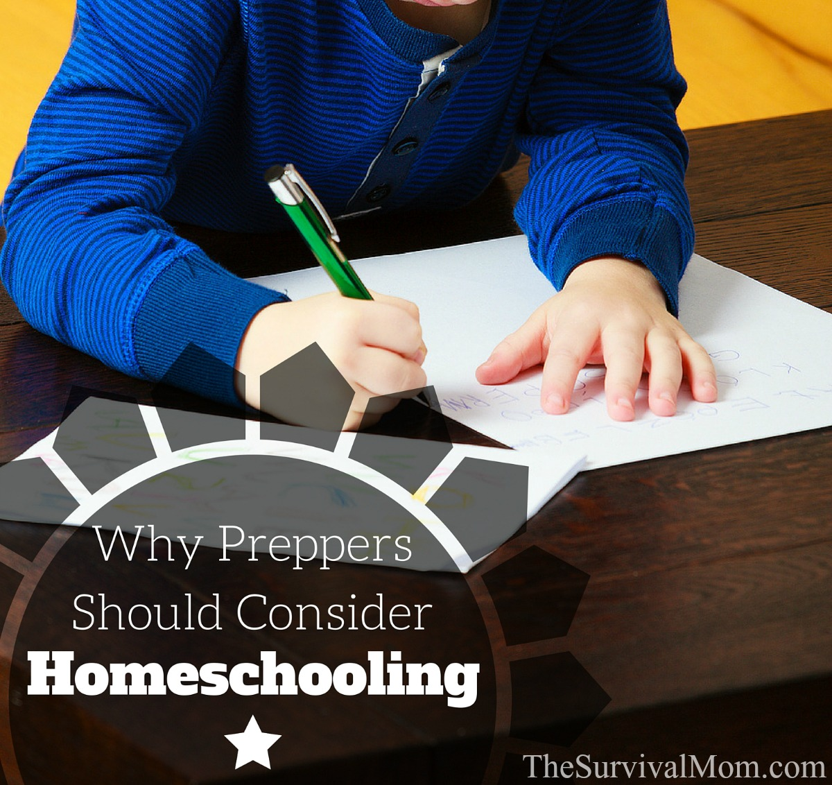 preppers homeschool