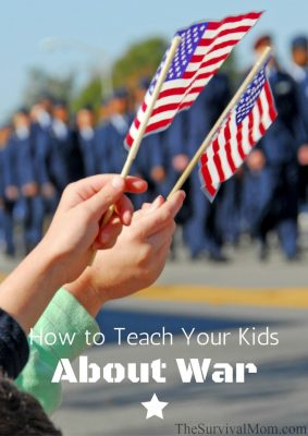 How to Teach Your Kids About War