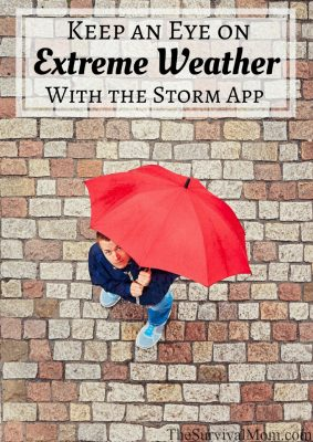 Keep an Eye on Extreme Weather With the Storm App