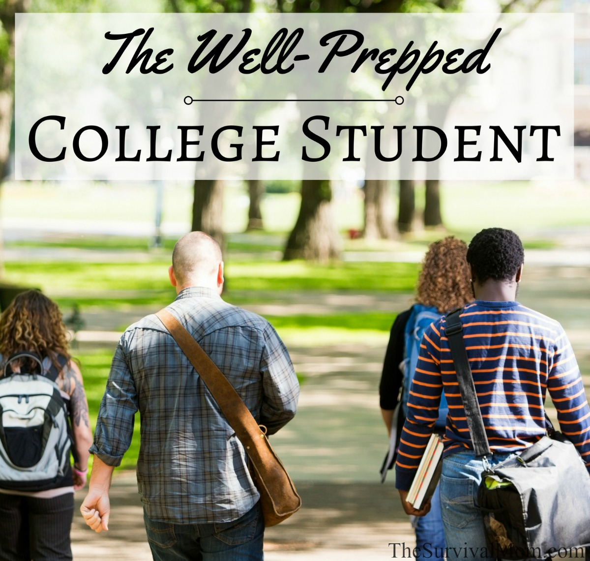 prepper college students