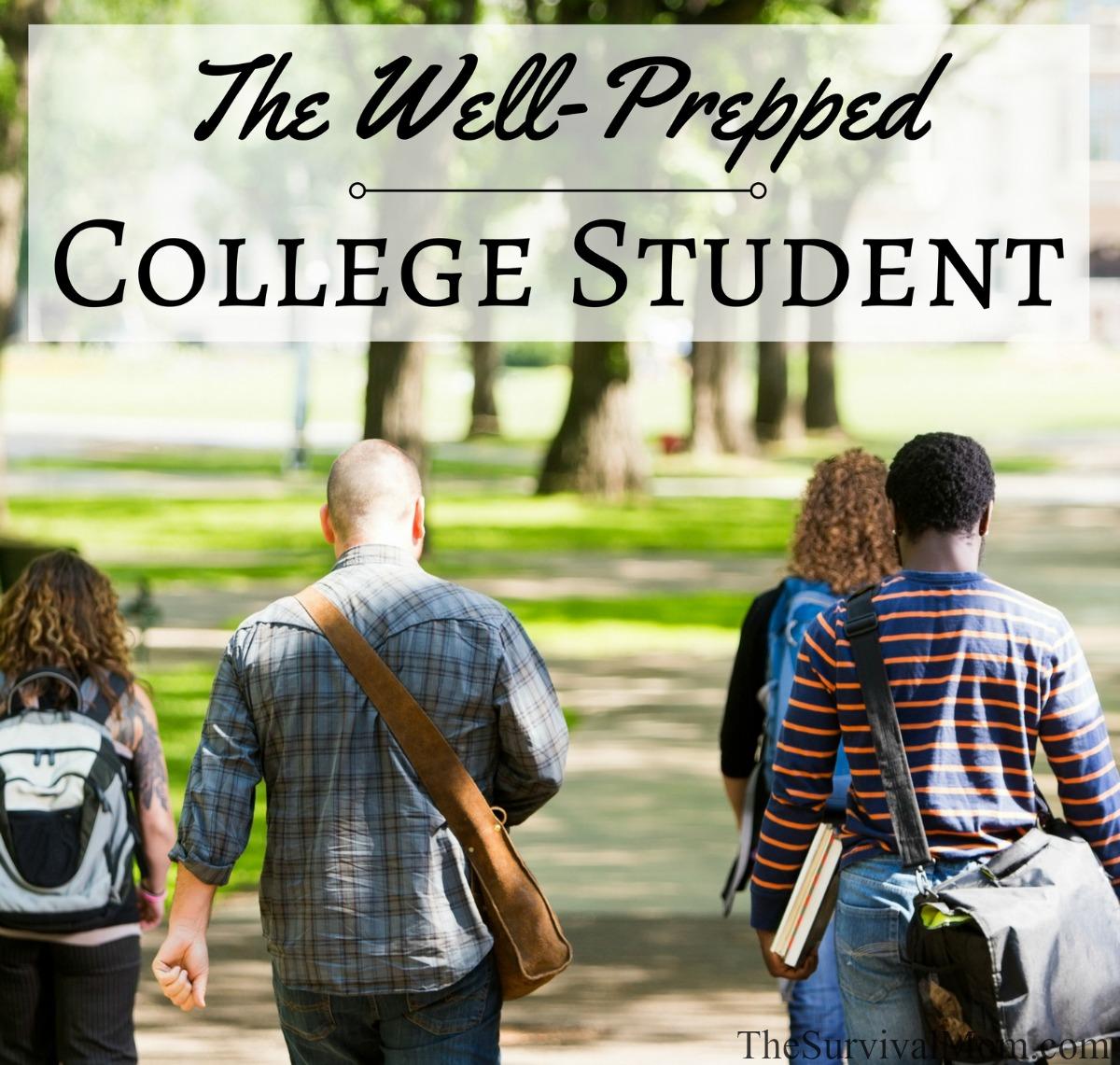 prepper college students