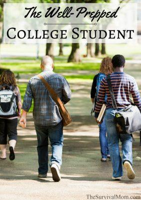 Prepper College Student