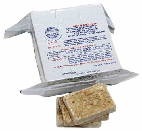 SOS ration bars