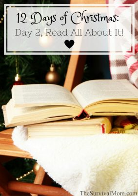 The 12 Days of Christmas: Day 2, Read All About It!