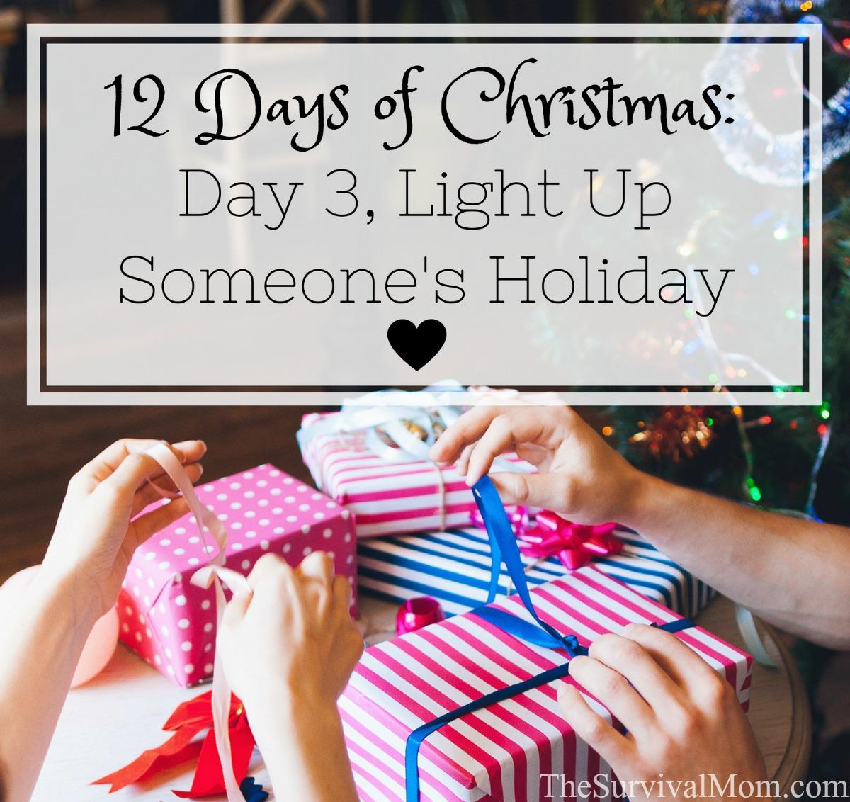 charitable christmas giving
