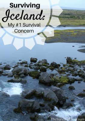 Surviving Iceland: My #1 Survival Concern
